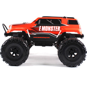Радиоуправляемый монстр BSD Racing E-Monster 4WD масштаб 1:10 2.4G yukala supper racing car a959 2 4g remote control car rc monster truck 4wd with 40 60km hour high speed rc electric car