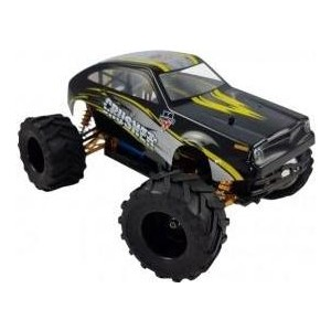 Радиоуправляемый монстр Himoto Crasher Brushless 4WD RTR масштаб 1:18 2.4G associated rc18b2 brushless 4wd 2 4ghz