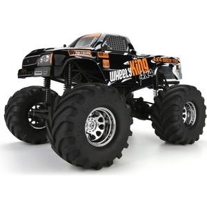 Радиоуправляемый монстр HPI Racing Wheely King 4X4 4WD RTR масштаб 1:12 2.4G радиоуправляемая машина для дрифта hpi racing rs4 sport 3 drift subaru brz 4wd rtr масштаб 1 10 2 4g