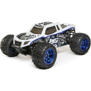Радиоуправляемый монстр Losi 3XL-E Brushless RTR 4WD (AVC) масштаб 1:8 2.4G associated rc18b2 brushless 4wd 2 4ghz