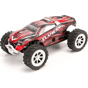 Радиоуправляемый монстр WL Toys 124 Monster Truck 2.4GHz 4x4 - WLT-A999 hsp 03302 540 brushless motor 3300kv electric engine 3650 for 1 10 rc buggy monster truck fit redcat volcano epx 94123 94111