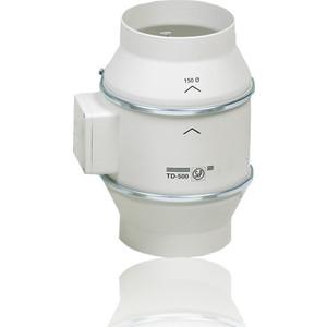 Вентилятор Soler&Palau осевой канальный с таймером D 160 (TD500/160T) pastora soler benidorm