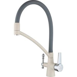 Смеситель для кухни Paulmark Holstein (Ho213165-328) бежевый смеситель для ванны paulmark dresden dr121003