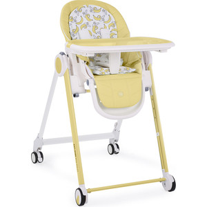 Стульчик для кормления Happy Baby BERNY (yellow)