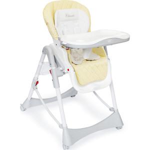Стульчик для кормления Happy Baby WILLIAM (cream)