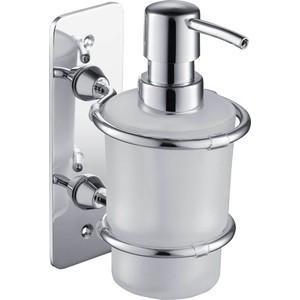 Дозатор Timo хром (150038/00 chrome) душевая система timo selene для ванны хром sx 1013z chrome