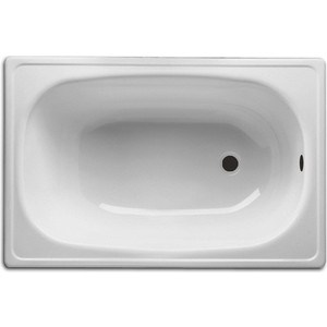 Стальная ванна BLB Europa mini 105х70 см (B15E12 / B15ESLS)