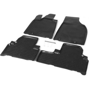 Коврики салона Rival для Lexus RX (2012-2015), полиуре��ан, 13201001