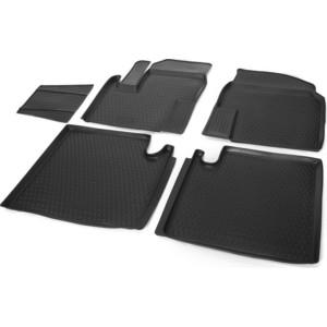 Коврики салона Rival для Lifan X60 (2013-н.в.), полиуретан, 13301001 двигатель lifan 168f 2