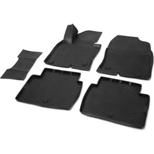 Коврики салона Rival для Mazda CX-5 (2017-н.в.), полиуретан, 13803004 коврик багажника rival для mazda cx 5 2011 2017 полиуретан 13803003