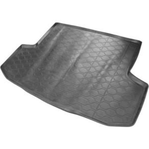 Коврик багажника Rival для Chevrolet Aveo седан (2004-2011) / Ravon Nexia R3 (2015-н.в.), полиуретан, 11301005 2pcs for chevrolet aveo 2011 2012 2013 sncn car rearview mirror eyebrow cover rain proof protection decoration accessories