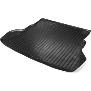 Коврик багажника Rival для Kia Rio седан (2011-2017), полиуритан, 12803003 kio rio седан в г тюмени