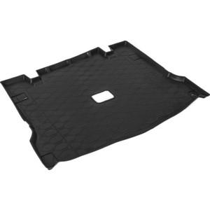 Купить Коврик багажника Rival для Lada Largus (7 мест) (2012-н.в.), полиуретан, 16003004