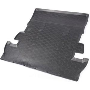 Купить Коврик багажника Rival для Lexus LX570 (7 мест с механическим 3 рядом) (2007-н.в.) / Toyota LC200 (7 мест) (2007-н.в.), полиуретан, 15705001