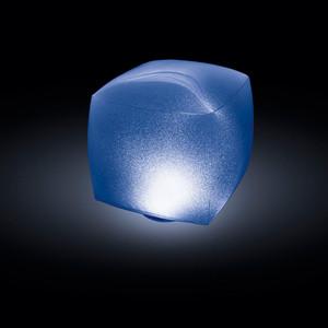 Плавающая подсветка Intex 28694 Куб 23х23х22см светодиодная подсветка intex плавающая на солнечной батарее 28695