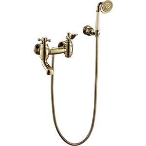 Смеситель для ванны Timo Lina с поворотным изливом (7034/02Y antique) антик блуза lina lina li029ewqlv03