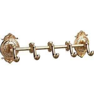 Планка на 5 крючков Hayta Gabriel Classic Gold (13902-5/GOLD) золото