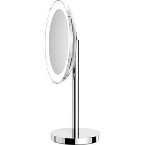 Зеркало косметическое настольное Langberger (70585) хром зеркало поворотное косметическое langberger 71785 хром