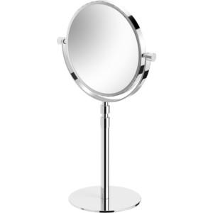 Зеркало косметическое настольное поворотное Langberger (70985) хром цена