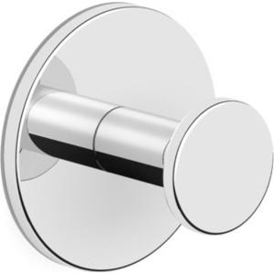 где купить Крючок круглый самоклеющийся Langberger (72131) хром по лучшей цене