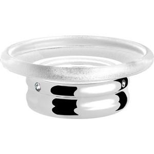 Фото - Мыльница (стекло) настольная Langberger Swarovski (22217A) хром кольца swarovski 5412018 17