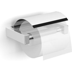 Бумагодержатель с крышкой Langberger Vico (30041A) хром цена