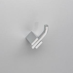 Крючок одинарный Schein Watteau (121) хром полотенцедержатель одинарный 50 см schein allom 22812 хром
