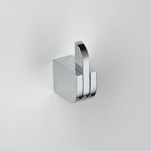 Крючок одинарный Schein Allom (221) хром полотенцедержатель одинарный 50 см schein allom 22812 хром