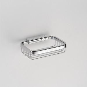 Мыльница-решетка Schein L&C (550) хром мыльница керамическая к стене schein superior 7066004 хром