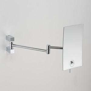 Зеркало косметическое к стене Schein (6002) хром зеркало поворотное косметическое langberger 71785 хром