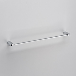 Полотенцедержатель одинарный 60 см Schein Allom (22811) хром полотенцедержатель поворотный тройной 45 5 см schein allom 22834 хром