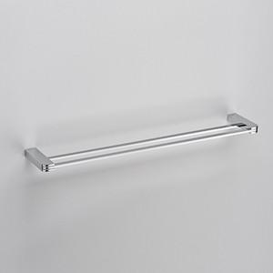 Полотенцедержатель двойной 60 см Schein Allom (22821) хром полотенцедержатель поворотный тройной 45 5 см schein allom 22834 хром