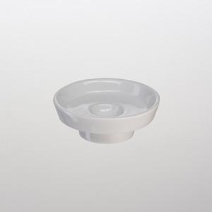 Мыльница керамическая Schein Superior (5014011) белый мыльница керамическая к стене schein superior 7066004 хром