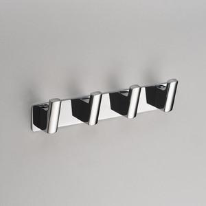 Планка на четыре крючка Schein (5022003) хром