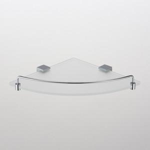 Полка (стекло) Schein Elite (7057048) хром