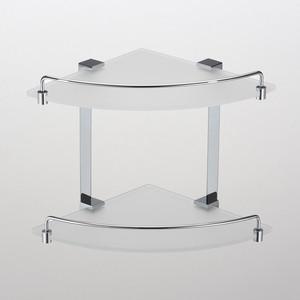 Полка (стекло) Schein Elite (7057055) хром luvion grand elite киев