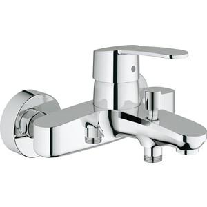 Фотография товара смеситель для ванны Grohe Eurostyle cosmopolitan настенный монтаж (33591002) (83274)