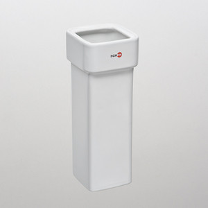 Колба (керамика) Schein Allom (07-SA) белый