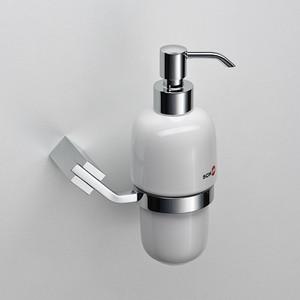 купить Диспенсер (керамика) Schein Watteau (122D-R) хром онлайн