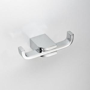 Крючок двойной Schein Allom (221*2) хром полотенцедержатель одинарный 50 см schein allom 22812 хром