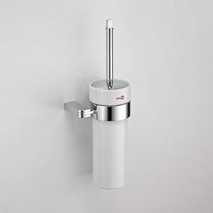 Ершик (керамика) Schein Allom (227C) хром полотенцедержатель одинарный 50 см schein allom 22812 хром