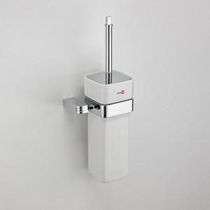 Ершик (керамика) Schein Allom (227CS) хром полотенцедержатель одинарный 50 см schein allom 22812 хром
