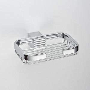 Мыльница Schein Durer (262B) хром мыльница керамическая к стене schein superior 7066004 хром