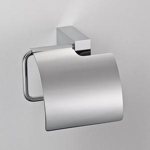 Бумагодержатель с двигающейся крышкой Schein Durer (266B2) хром бумагодержатель без крышки квадрат schein van gogh 056 хром