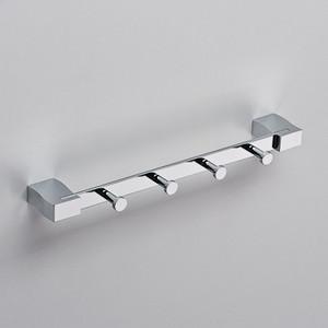 Планка прямая на 4 крючка Schein Swing (321*4B2) хром swing gate barrier mechanism for pedestrian access control