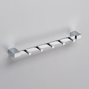 Планка 5 крючков Schein Swing (321*5B2) хром