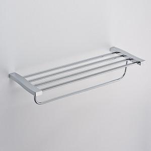 Полка для полотенца Schein Swing (3210B) хром