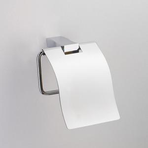 Бумагодержатель с  крышкой Schein Swing (326B) хром бумагодержатель с крышкой schein rembrandt 066b2 r хром