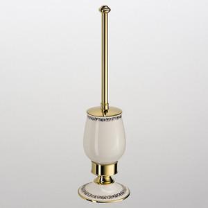 Фото - Ершик керамика Schein Saine Gold (7053032VF) золото блок питания accord atx 1000w gold acc 1000w 80g 80 gold 24 8 4 4pin apfc 140mm fan 7xsata rtl