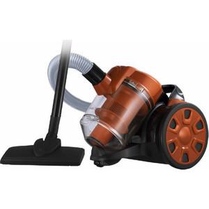 Пылесос Home Element HE-VC 1801 черный/оранжевый